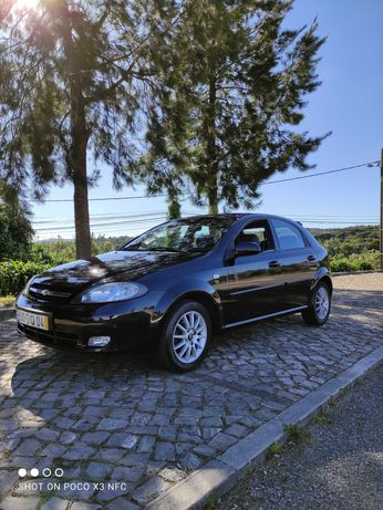 Chevrolet Lacetti 1.4 SX 2007