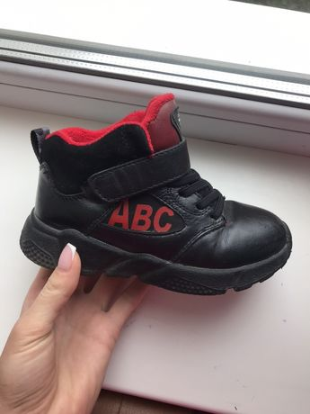 Детские ботинки , ботинки на мальчика , сапожки