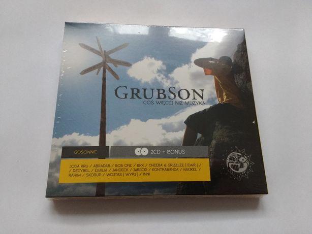 GRUBSON - COŚ WIĘCEJ NIŻ MUZYKA 3CD donatan Unikat Nowa w folii