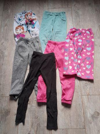 Spodnie 110-116cm.