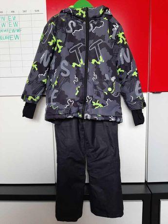 Kurtka i spodnie narciarskie