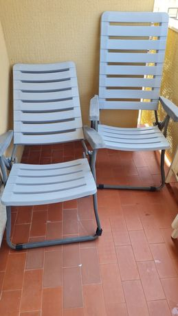 Cadeira de praia ou jardim