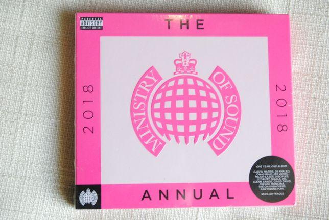The annual 2018 / 3 CD nowe w folii
