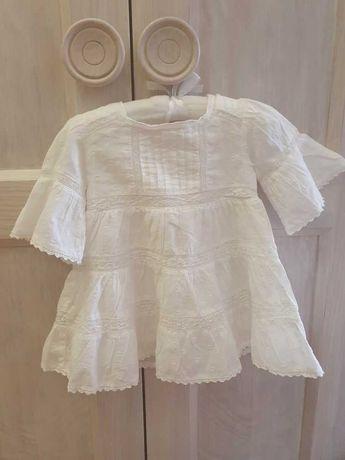 Nowa Sukieneczka 74cm ZARA
