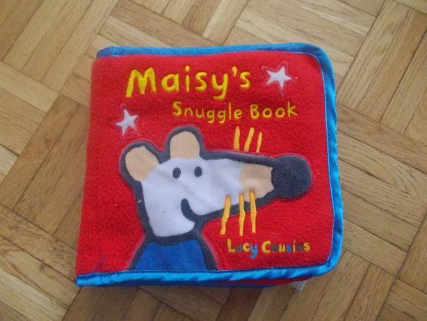 miękka książeczka Maisy