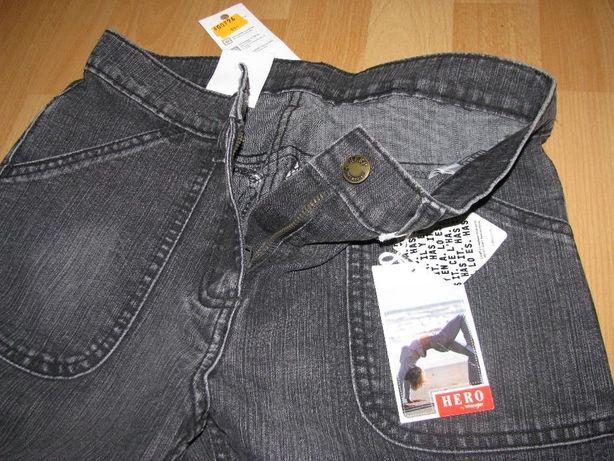 Wrangler Hero spodnie jeans z wysokim stanem - W27-36 x L33