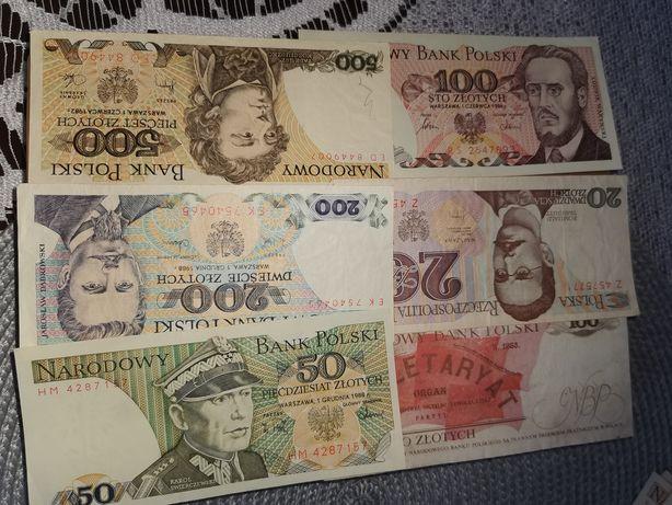 Banknoty polskie