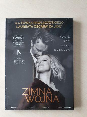 Zimna wojna film na płycie DVD - nowe, zafoliowane
