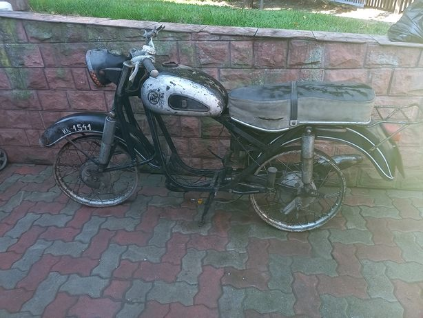 Motocykla SHL M11