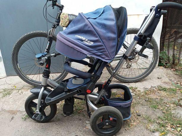 Велосипед crosser ,лёгкая алюминиевая рама