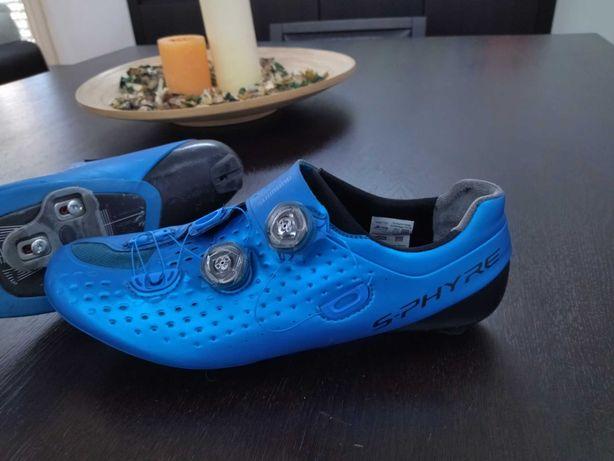 Sapatos ciclismo Shimano s-phyre nr44