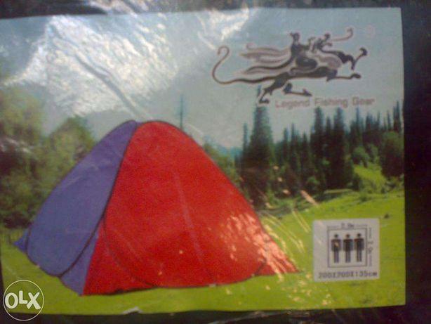 Палатка трансформер трех местная