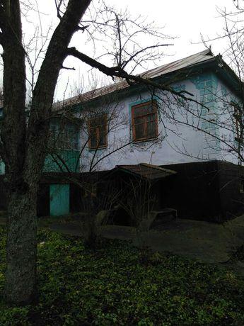 Дом 4 комнаты летняя кухня сад подвал огород