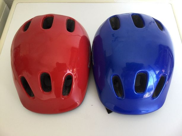 Capacete de Bicicleta - Criança
