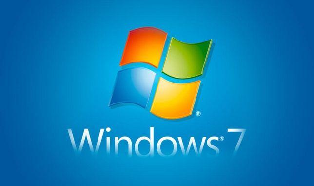 Установка Windows хр 7,8,10 + мастер на выезд