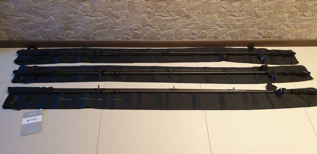 3 X Greys Prodigy Apex 12ft 3lb