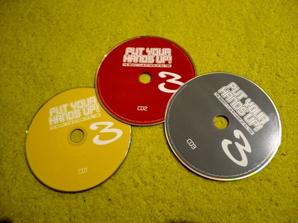 Put your hands up! The biggest club anthems of all time 3CD