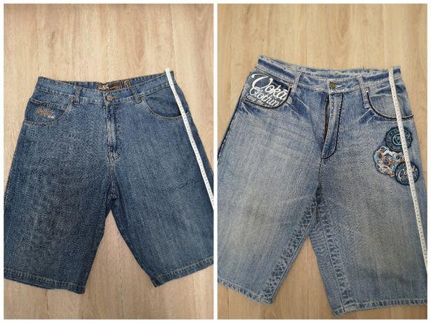 Szorty jeans 2pary