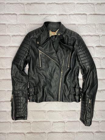 Куртка косуха кожзам Voyelles