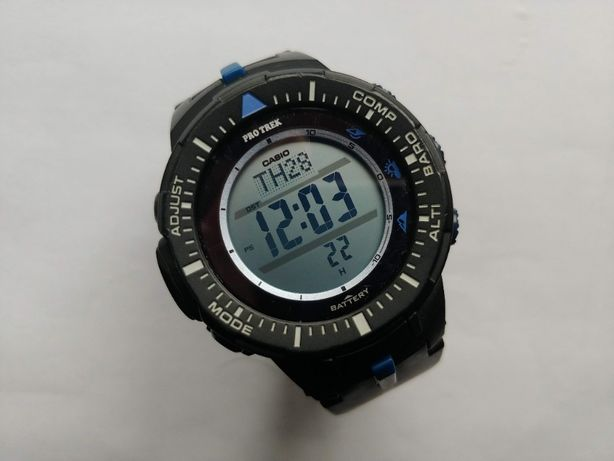 Super zegarek Casio Protrek PRG-300 idealny