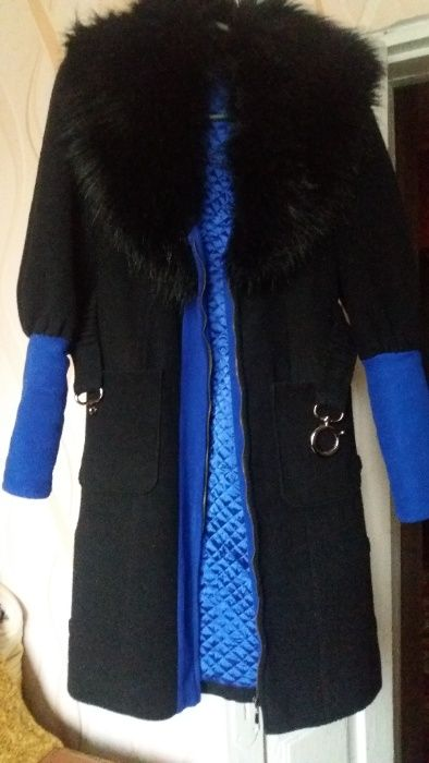 Продам зимнее пальто Днепр - изображение 1