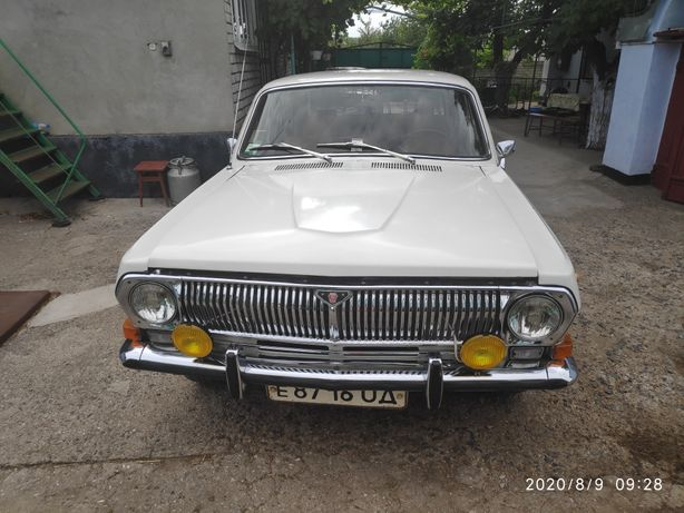 Волга ГАЗ-24 в хороше состояние. Гаражное хранение