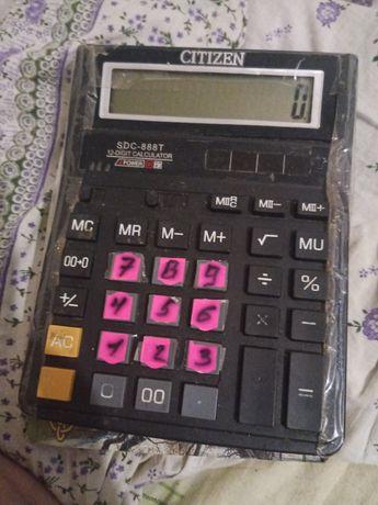 Большой калькулятор-citizen