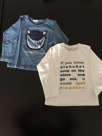 Camisola knot / sweat knot 3 anos