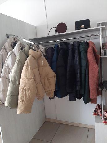 Куртка пуффер ZARA MANGO