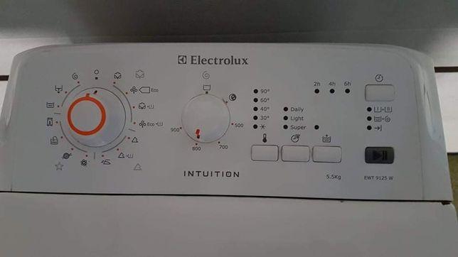 Pralka Electrolux EW9125W ładowana od góry