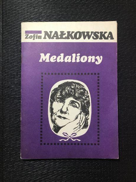 Medaliony | Zofia Nałkowska