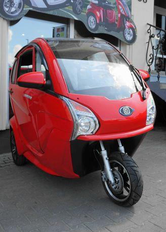 Pojazd, Skuter elektryczny wózek 3.0 kW! Z1