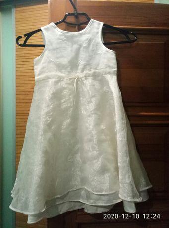 Платье на утренник-костюм снежинки,зимы,феи,куклы,ангела,льдинки.
