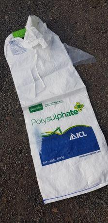 Worek Big Bag Nowy z wkładem foliowym kiszonka