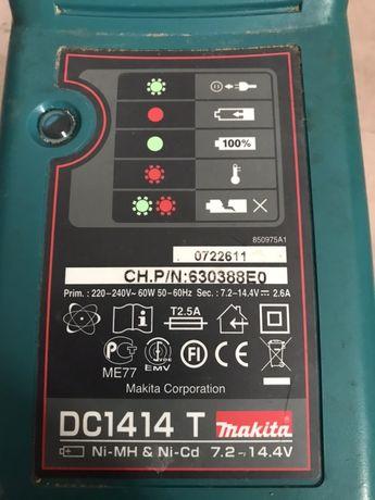 Зарядний пристрій Makita DC1414