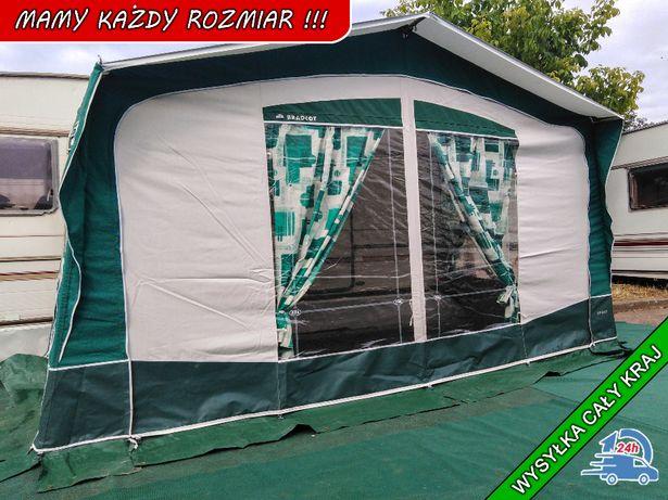 Przedsionek do przyczepy campingowej 775-800 rozmiar 6