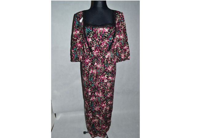 242* george sukienka wiskoza 52/54