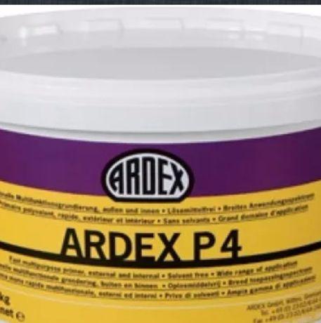 Быстросхватывающая высокоагдезная грунтовка плитка-плитка Ardex P4