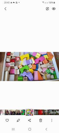 Кубики Кубика яркие