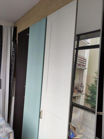 Ikea pax drzwi z zawiasami