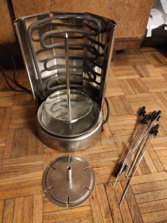 Grill elektryczny kebab gyros