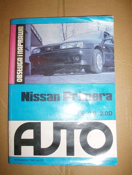 Nissan Primera Obsługa i Naprawa