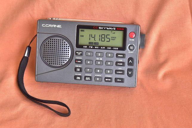 Radio receptor portátil Crane Skywave SSB-Radioamador