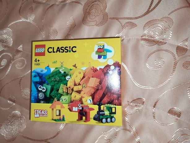 КОНСТРУКТОР Lego Classic, Лего  Классик, кубики и идеи 11001 НОВЫЙ