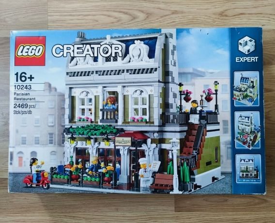 LEGO®10243 Creator Expert - Paryska restauracja