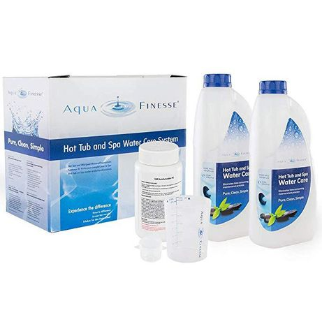 Aquafinesse Spa all in one