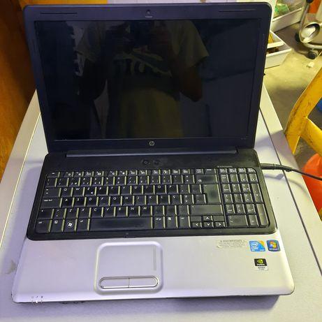 Notebook HP com pequeno problema
