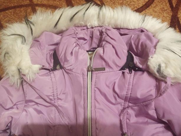 Куртка, пуховик зимовий.