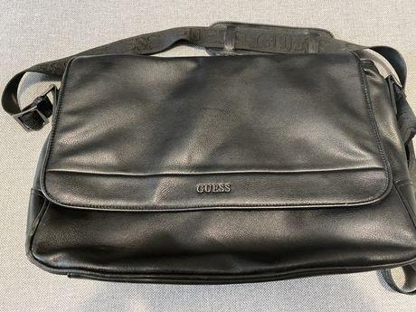 Męska torba na laptopa Guess City Messenger