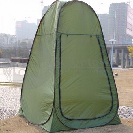 Палатка душ, Раздевалка, Туалет Палатка-автомат 1200х1200х1800